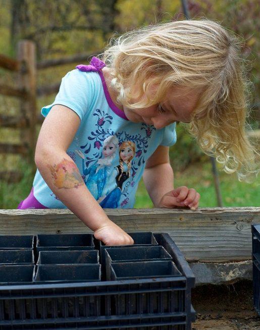 Assurer les quelques travaux dans le jardin